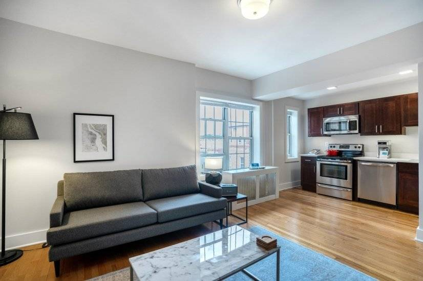 Tailored Dupont Circle 1BR w/ Gym