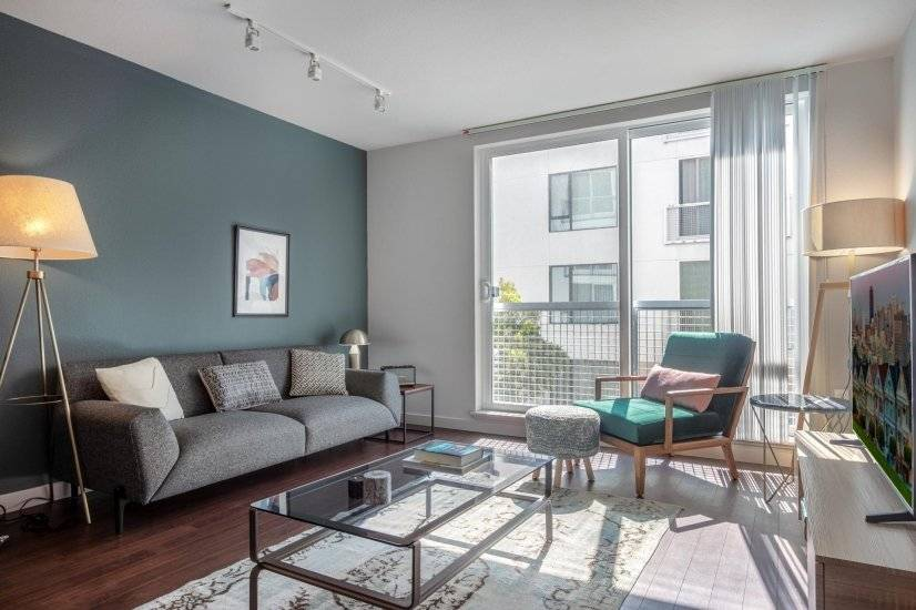 Serene Mission Dolores 1BR w/ Gym, BBQ