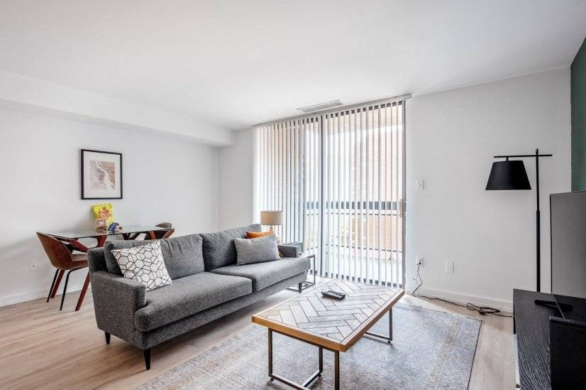 Smart Foggy Bottom 1BR w/ W/D  Gym