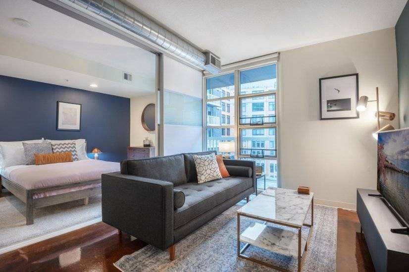 Stunning Navy Yard 1BR w/ Pool  Gym