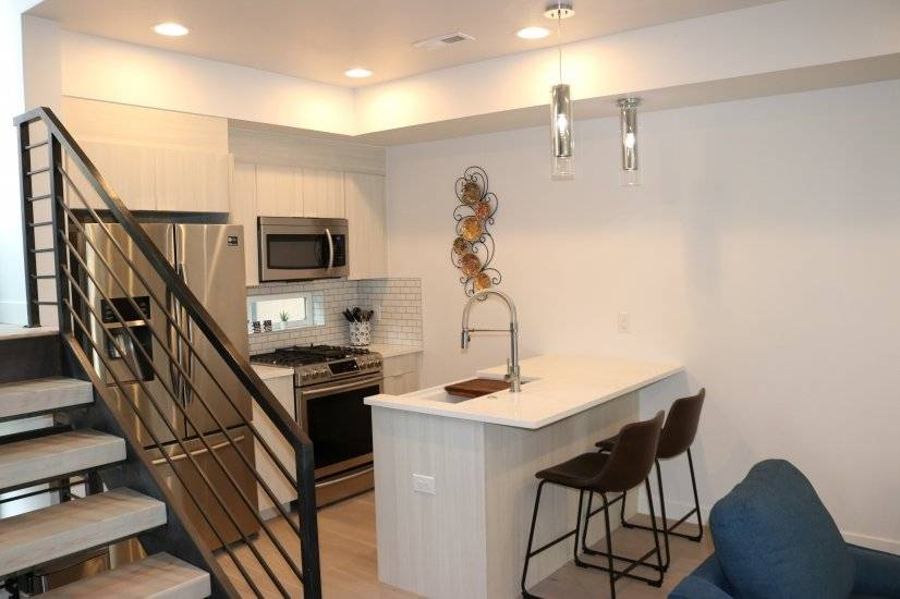 Upscale Townhouse in Downtown Denver