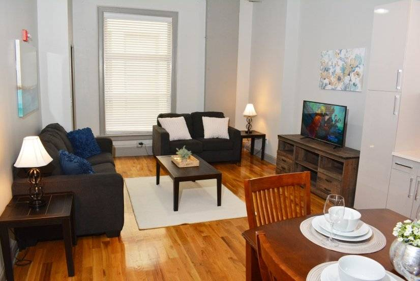 Beautiful 1 and 2 Bedroom Apts in City