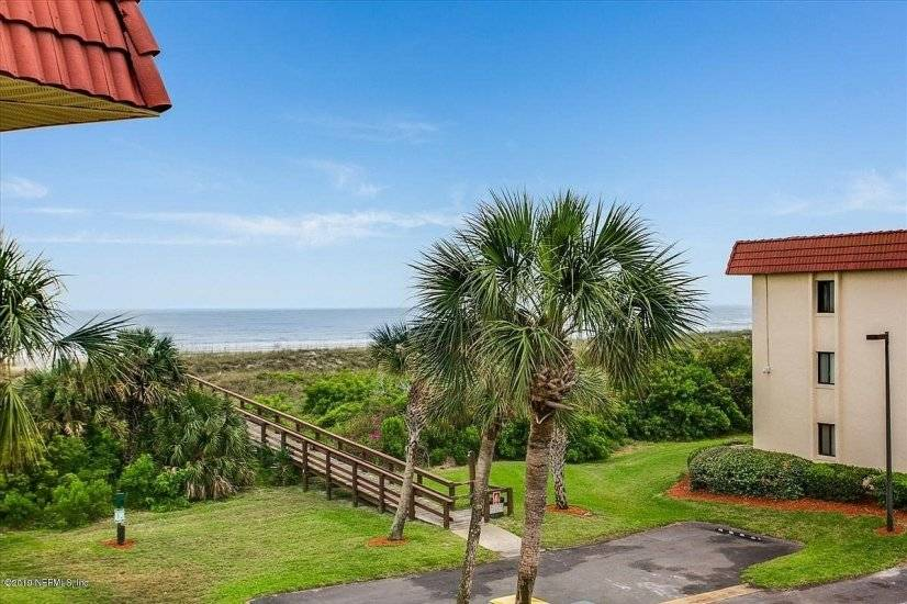 Furnished 2 bedroom St. Augustine Beach