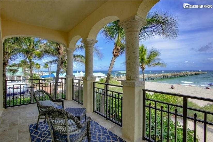 Executive Ocean Front Townhome