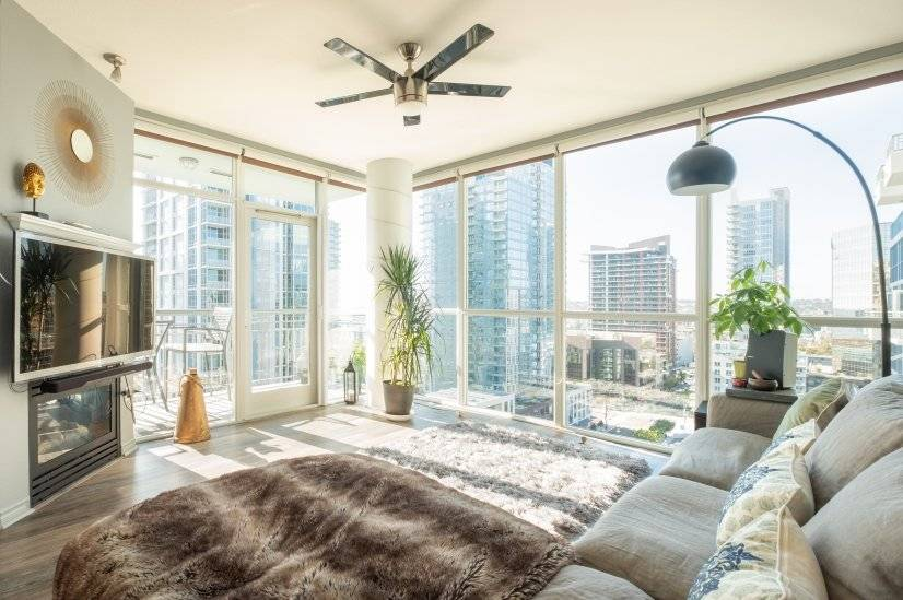 Luxury High Rise Condo in Little Italy