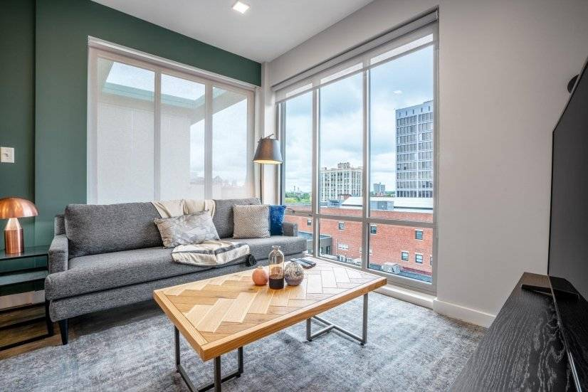 Furnished Ideal Central Square 1BR w W/D
