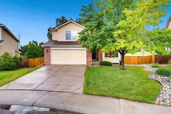 3 Bdrm on green space in Highlands Ranch