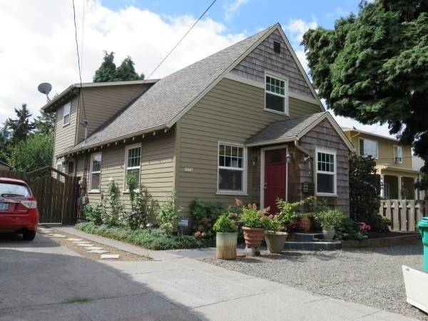 My home in SE Portland