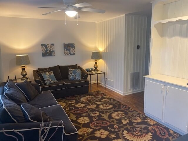 Furnished 2 Bd Lake Acworth Ga