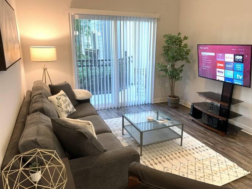 2br/2ba Cozy Central Tampa Apartment