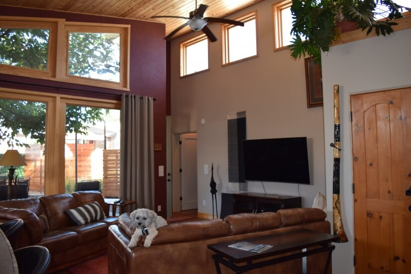 image 6 furnished 2 bedroom House for rent in Albuquerque, Albuquerque - Santa Fe