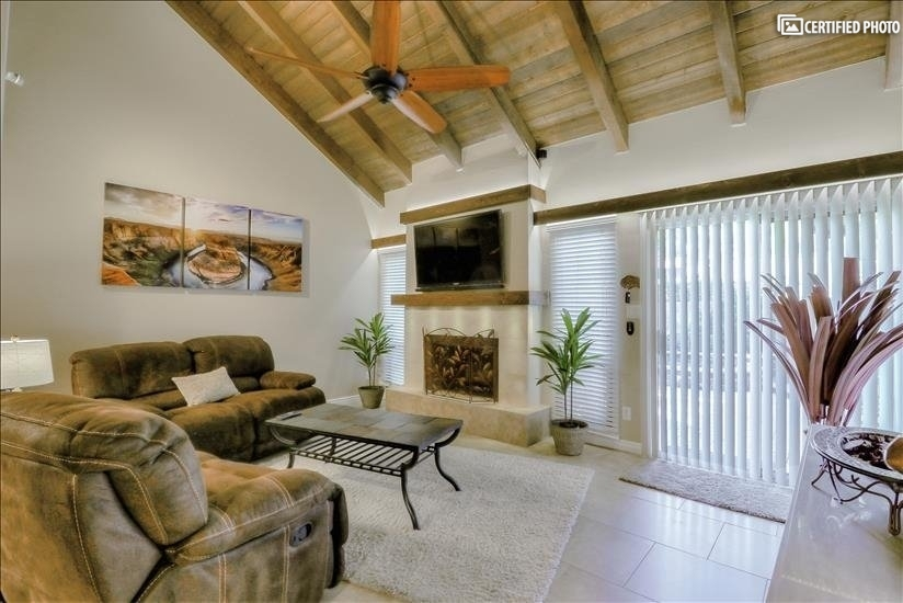 Beautifully Furnished Scottsdale Home