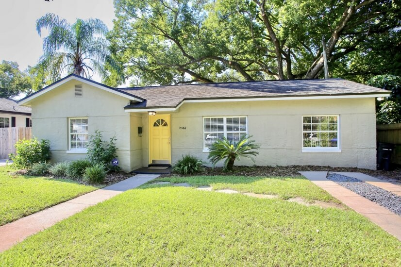 Orlando 2/1 Furnished House Pet Friendly
