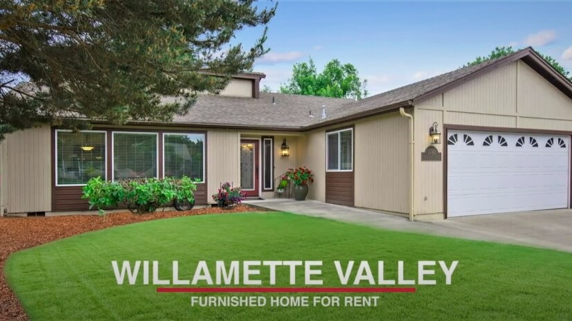 Furnished Home Rental in Salem-Keizer