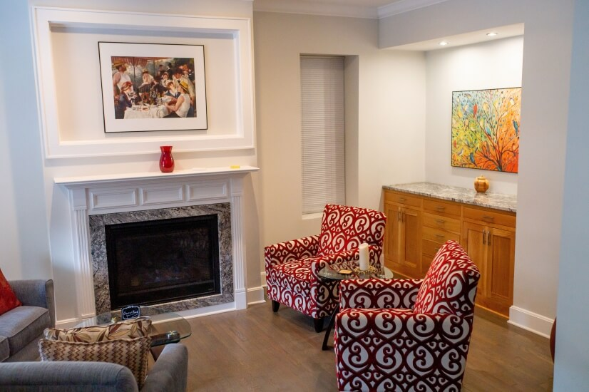 Furnished Executive Home in St. Louis