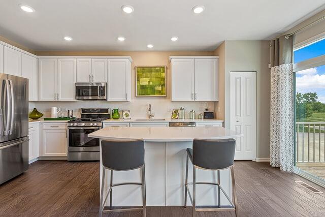 Kitchen - Direct View
