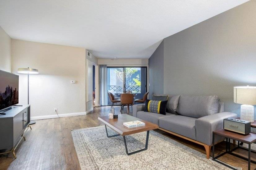 Hip Sawtelle 1BR w/ W/D near downtown