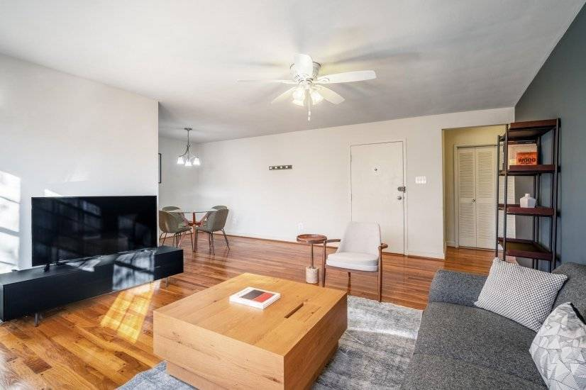 Hip Foggy Bottom 1BR w/ Bike Storage