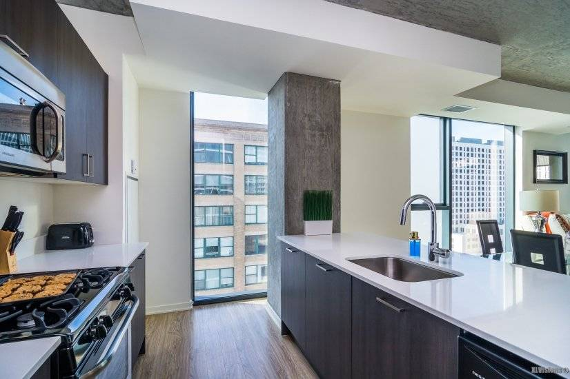 Furnish apartments in Chicago South Loop