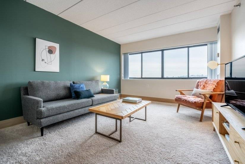 Furnished, Brighton 1BR w/ Gym, Pool