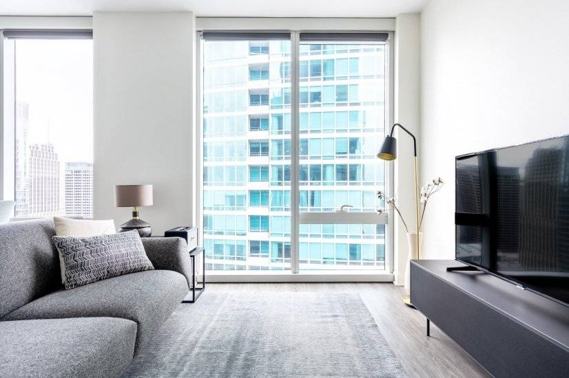 Furnished Mod Streeterville 1BR w/ Pool