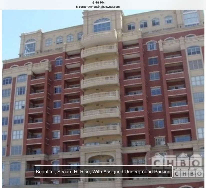 image 1 furnished 1 bedroom Townhouse for rent in Lincoln Park, Denver Central