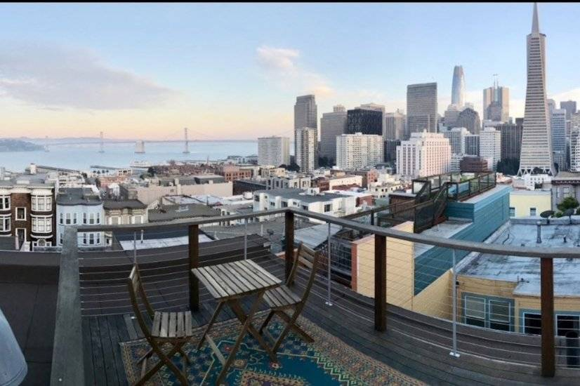image 2 furnished 2 bedroom Hotel or B&B for rent in North Beach, San Francisco