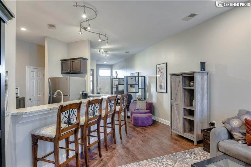 Furnished Condo Historic Matthews, NC