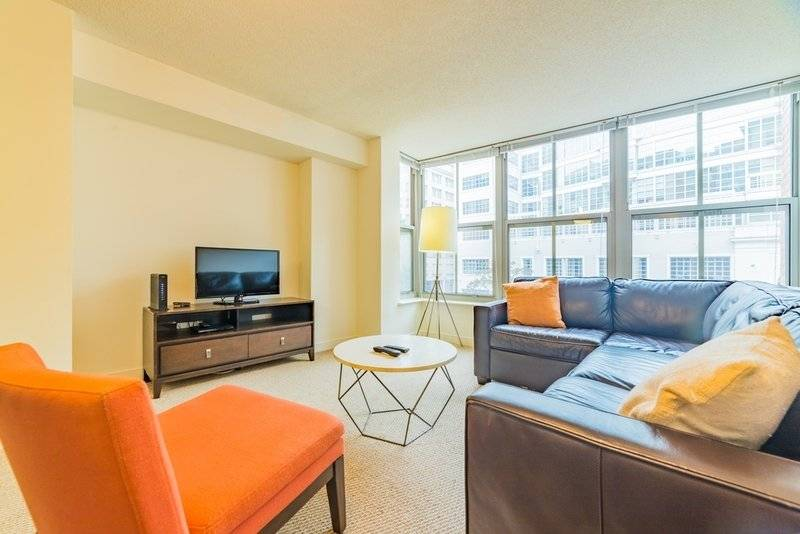 Furnished 1 bedroom Dupont Circle