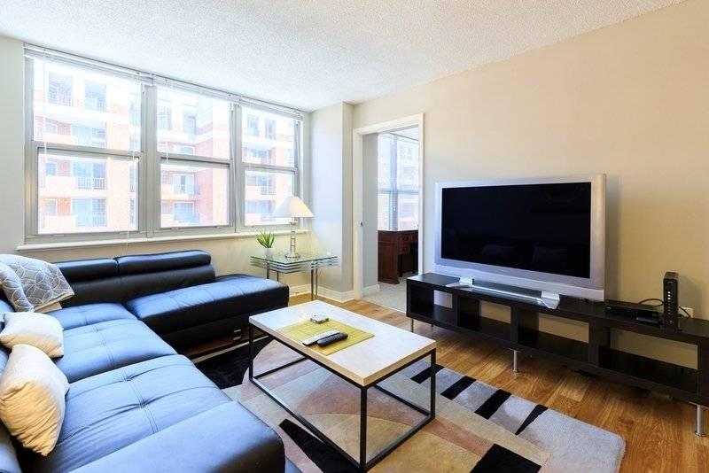 Furnished 2 bedroom Dupont Circle