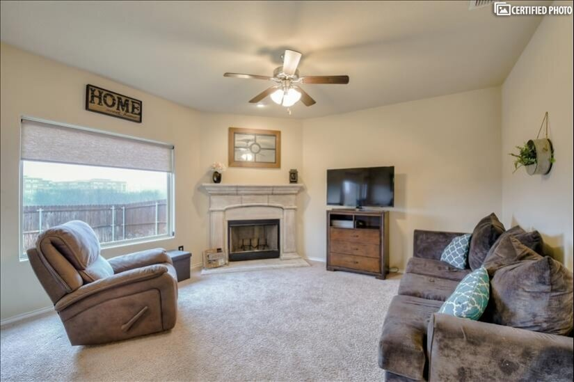 Welcome home! Beautiful furnished 3 bedroom 2...