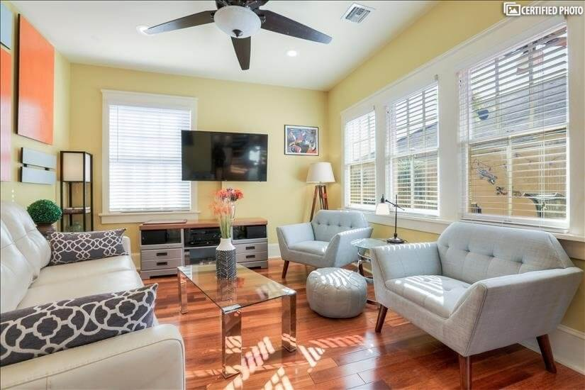 Fully Furnished Home Near Uptown New Orleans