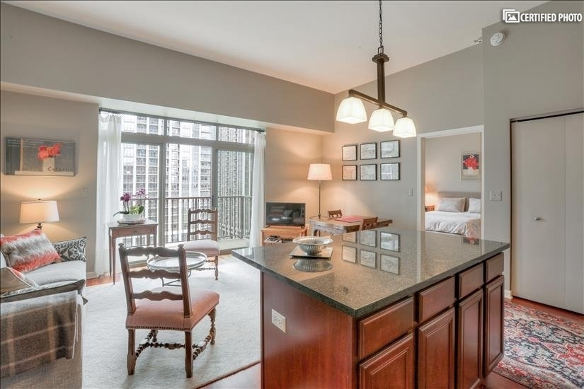 image 4 furnished 1 bedroom Townhouse for rent in Loop, Downtown