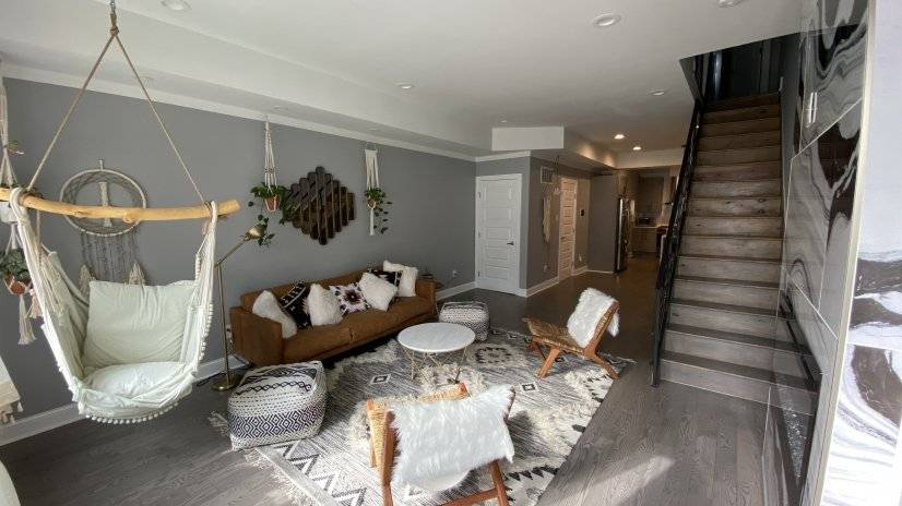 Passyunk furnished 3 bdrm w/360 Views