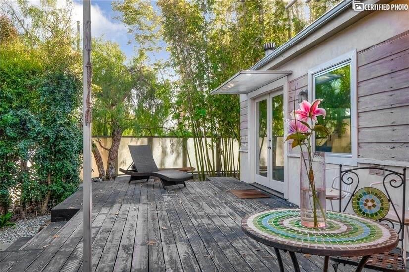 Elegant & Elemental Garden Home