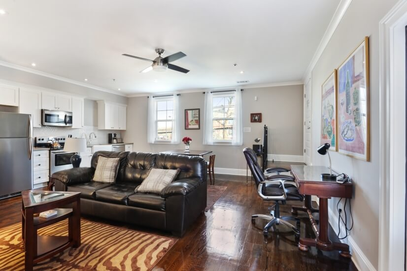 Furnished Luxury Lafitte Apartment NOLA