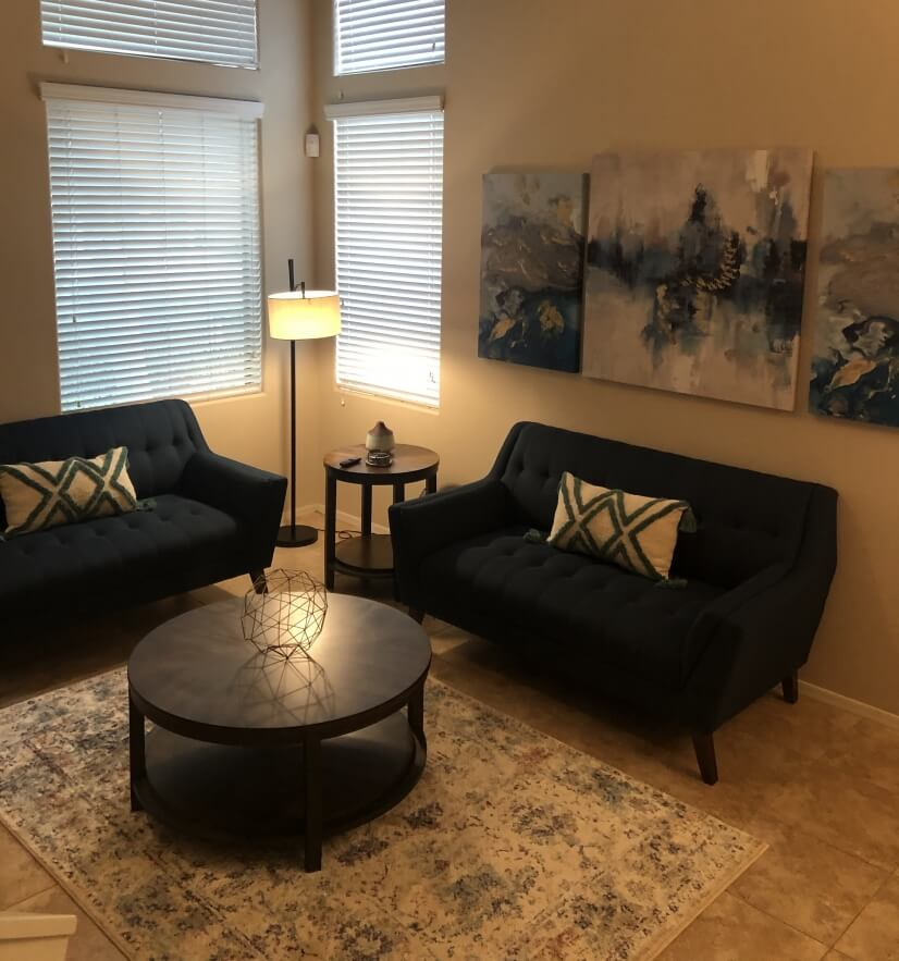 Comfort in Surprise AZ Furnished Home
