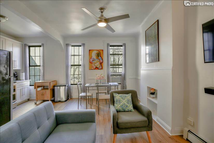 Updated Furnished Apt, BedStuy Brooklyn
