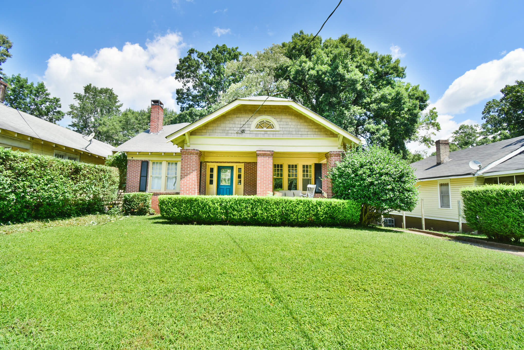 Atlanta Bungalow Close to Airport & DTWN