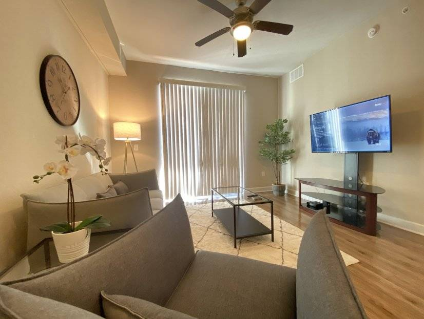 Fully furnished Tampa FL corporate rental
