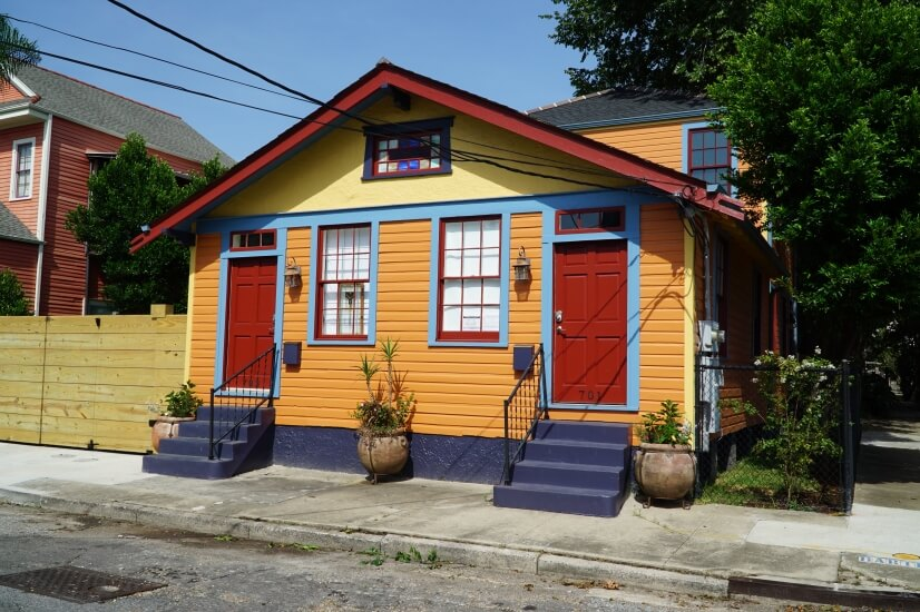 Orange House NOLA