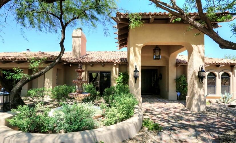 3/3 resort style home in N Scottsdale