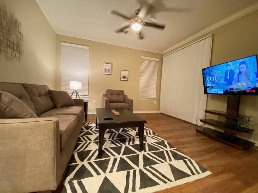 2br/2ba Cozy & Fully Furnished Apartment