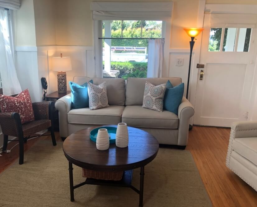 Furnished 2 bedroom Santa Barbara CA