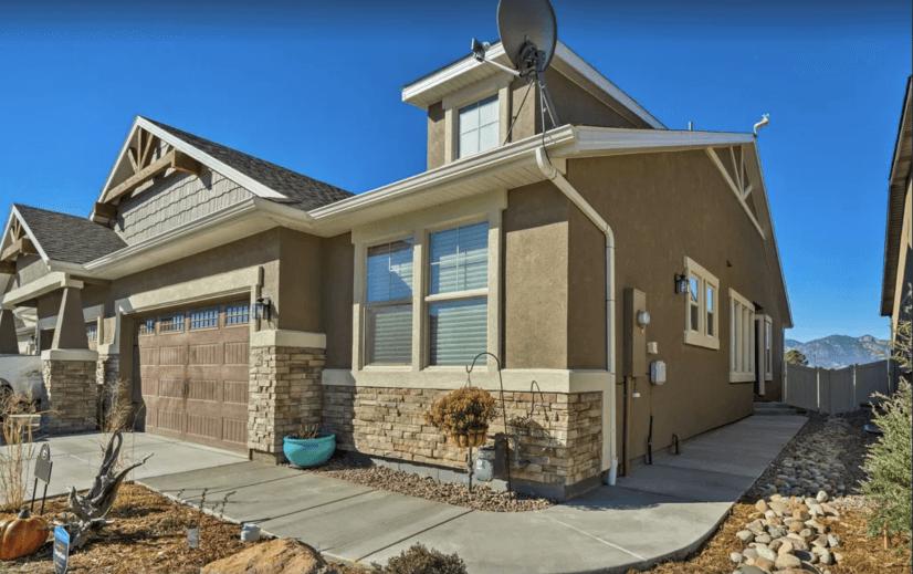 Beautiful Colorado Springs Patio Home