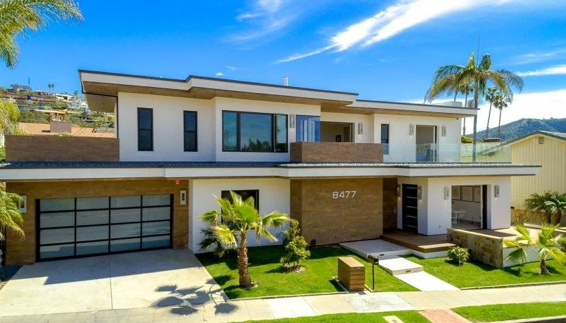 Furnished Model Home La Jolla