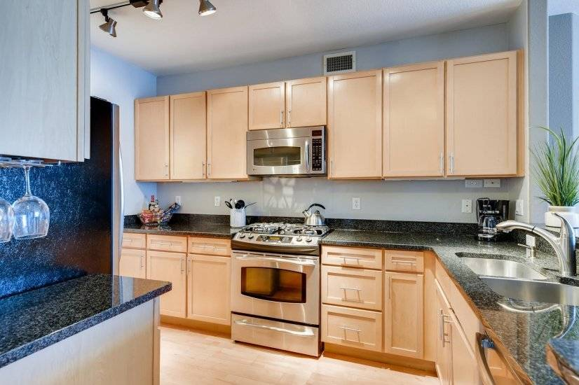 Charming Fully Furnished 2bd DTC Condo