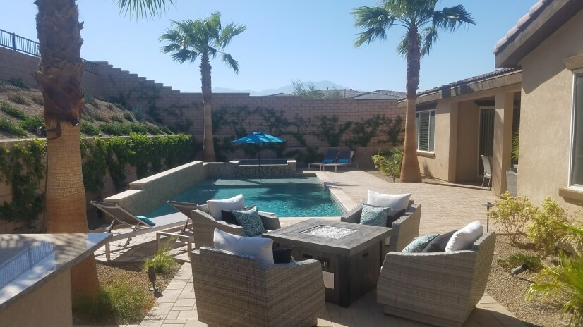 Your Own Private Oasis!