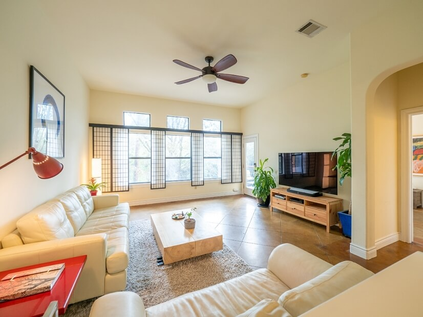 South Austin Three Bedroom Home