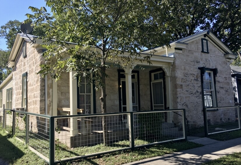 Our 1885 Historic Home in San Antonios oldest...